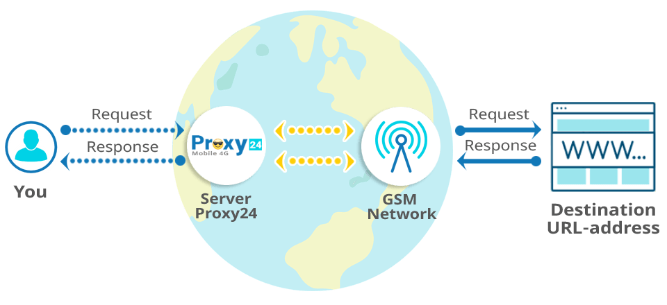 Proxy 24 - Best mobile proxies!